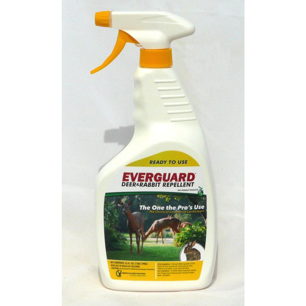 32 oz. Ready-to-use Deer and Rabbit Repellent