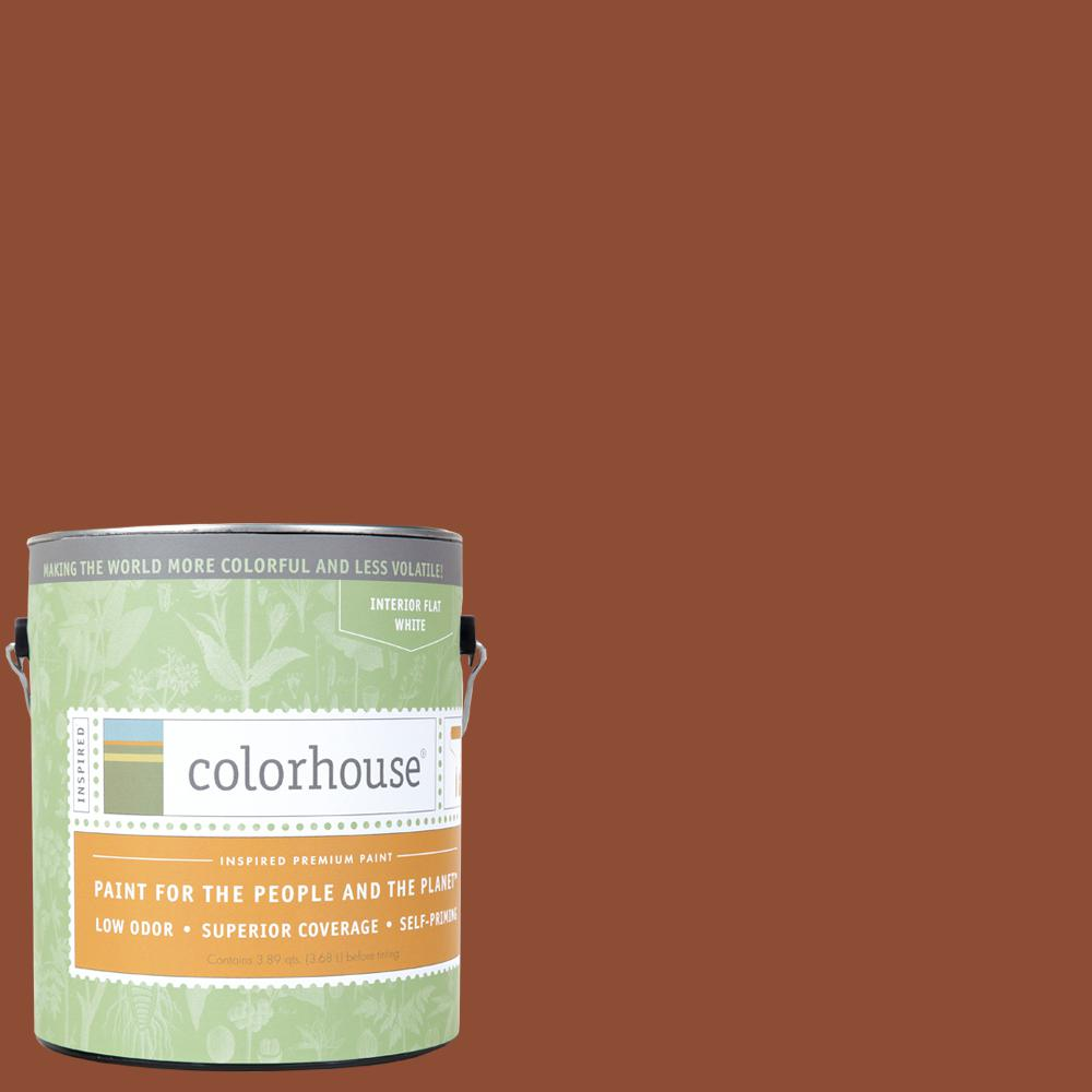 Colorhouse 1 gal. Clay .04 Flat Interior Paint