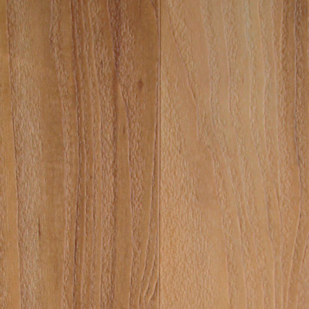 TrafficMASTER Allure Ultra 2-Strip Light Maple Resilient Vinyl Flooring - 4 in. x 4 in. Take Home Sample