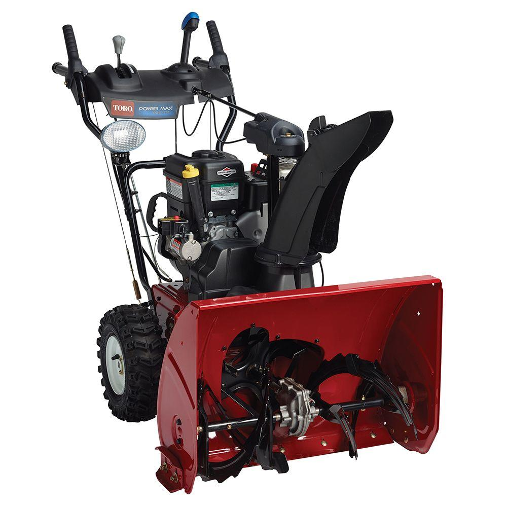 Toro Power Max 826 OTE 26 in. Two-Stage Electric Start Gas Snow Blower