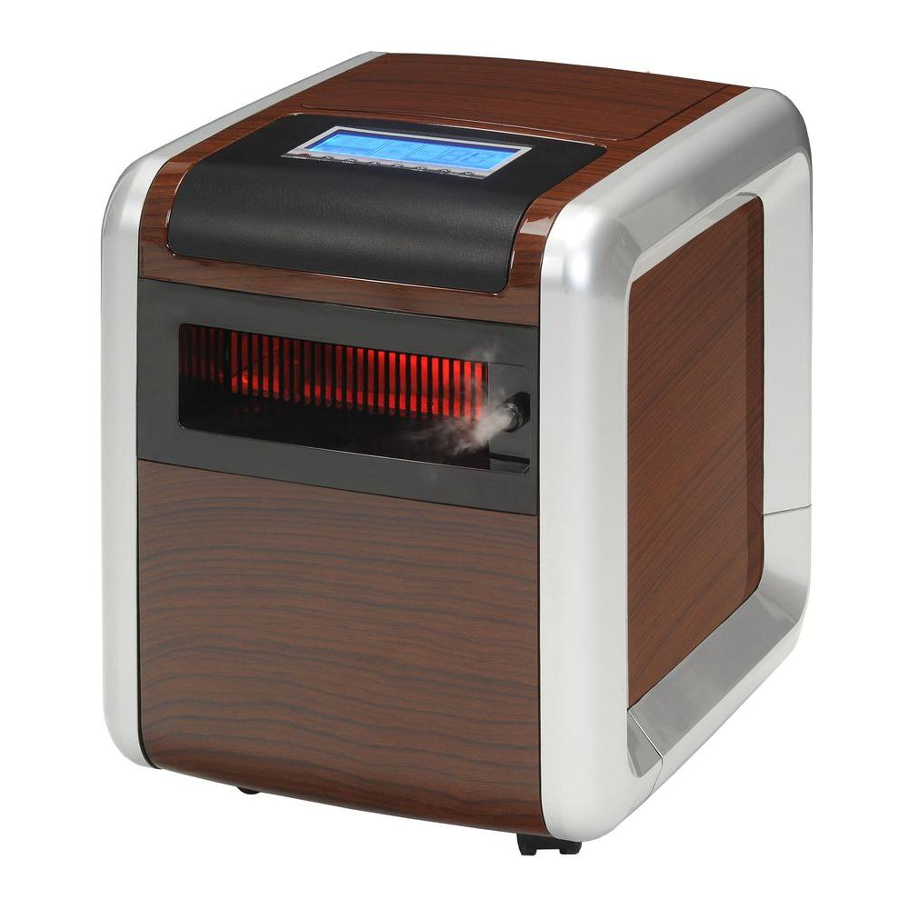 RedCore 1500-Watt R4 Infrared Electric Portable Heater with Remote Control