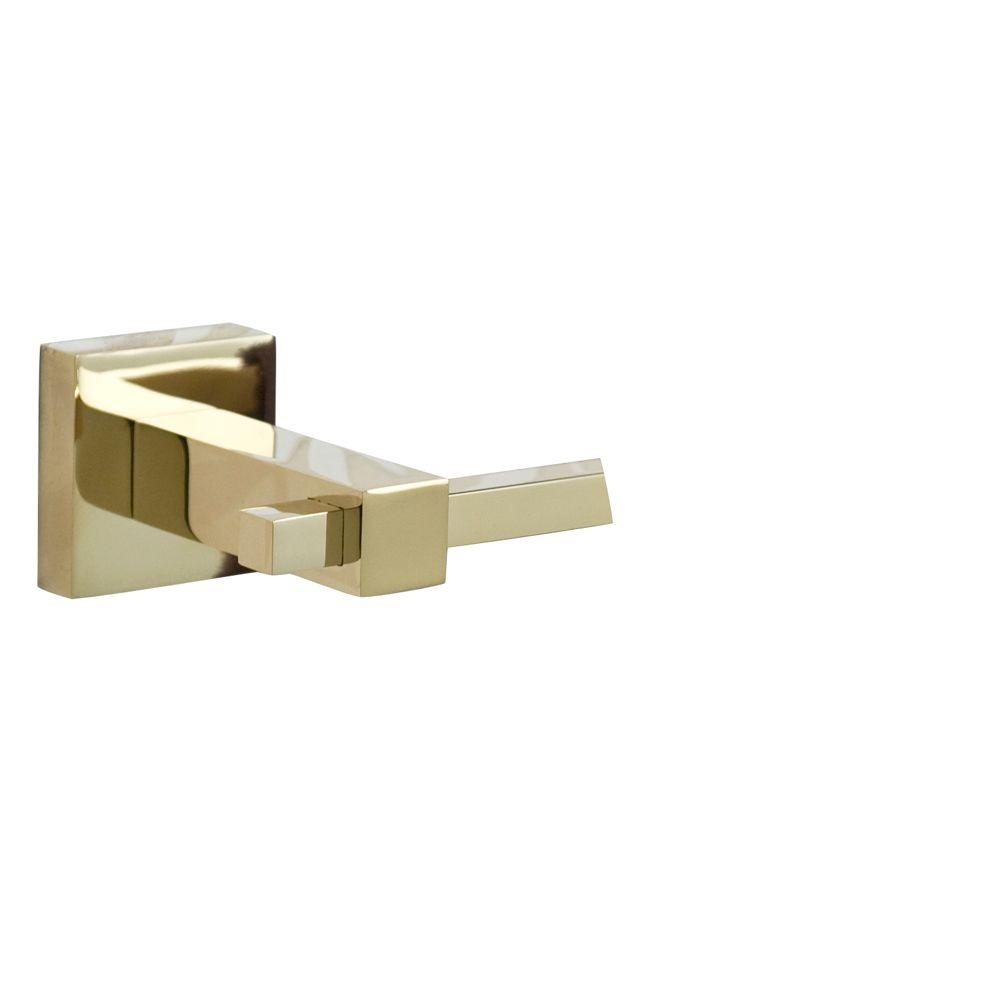 Barclay Products Jordyn 24 in. Towel Bar in Polished Brass-ITB2095-24-PB -