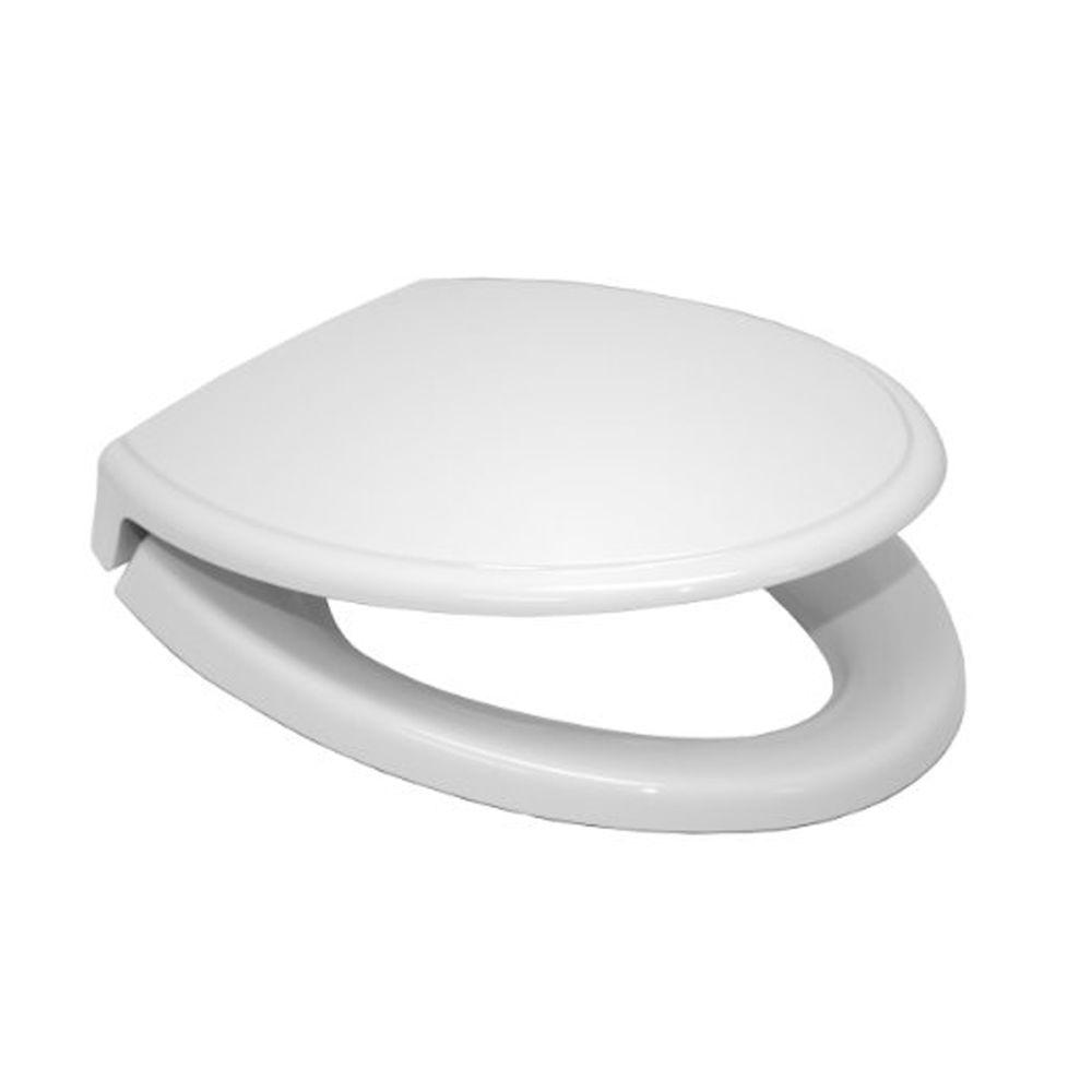 TOTO SoftClose Traditional Elongated Closed Front Toilet Seat in Cotton