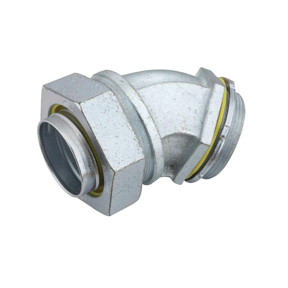 Liquidtight 2 in. Uninsulated Connector (5-Pack)