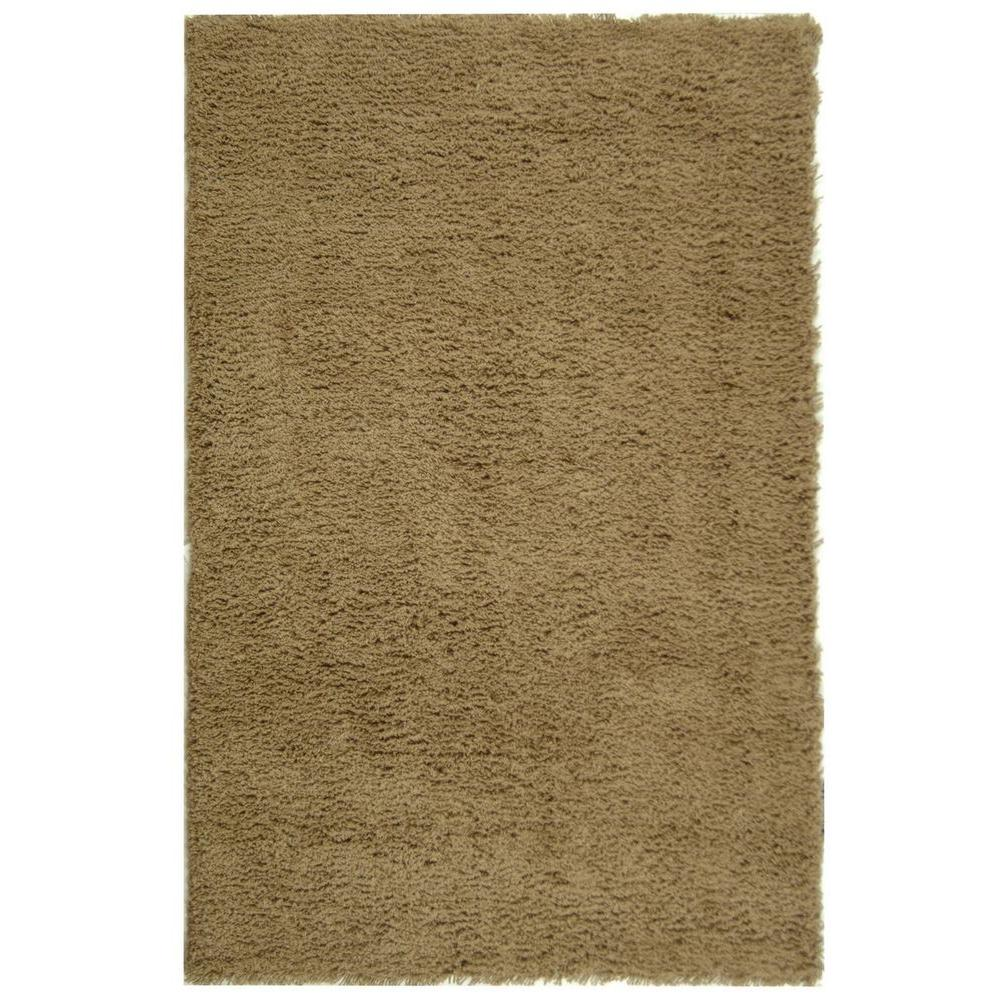 Classic Shag Taupe 7 ft. 6 in. x 9 ft. 6