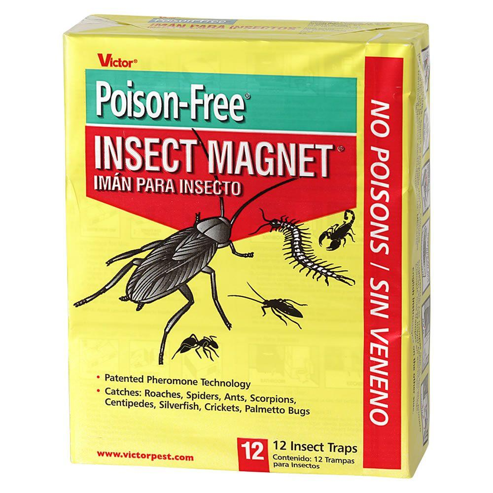 Victor Insect Magnet (12-Pack)