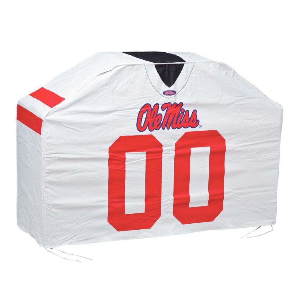 Team Sports America 60 in. NCAA Mississippi Grill Cover-DISCONTINUED