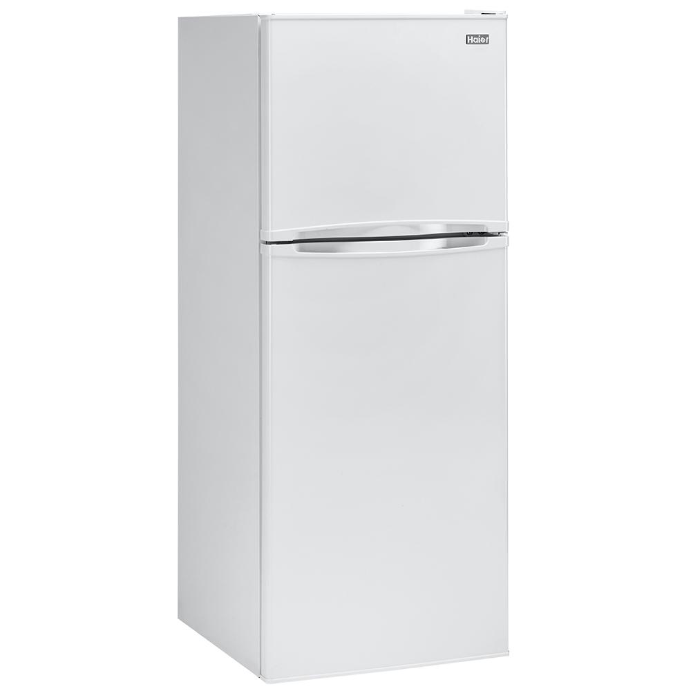Danby 12 3 Cu Ft Top Freezer Refrigerator In White