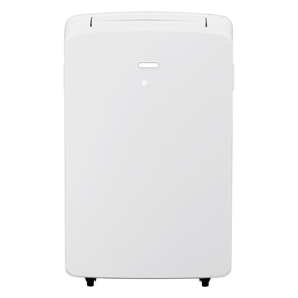 LG Electronics  BTU Portable Air Conditioner And - Home depot small air conditioner