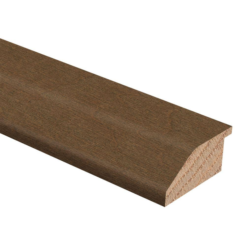 Zamma Carob Maple 3/4 in. Thick x 1-3/4 in. Wide x 94 in. Length Hardwood Multi-Purpose Reducer Molding