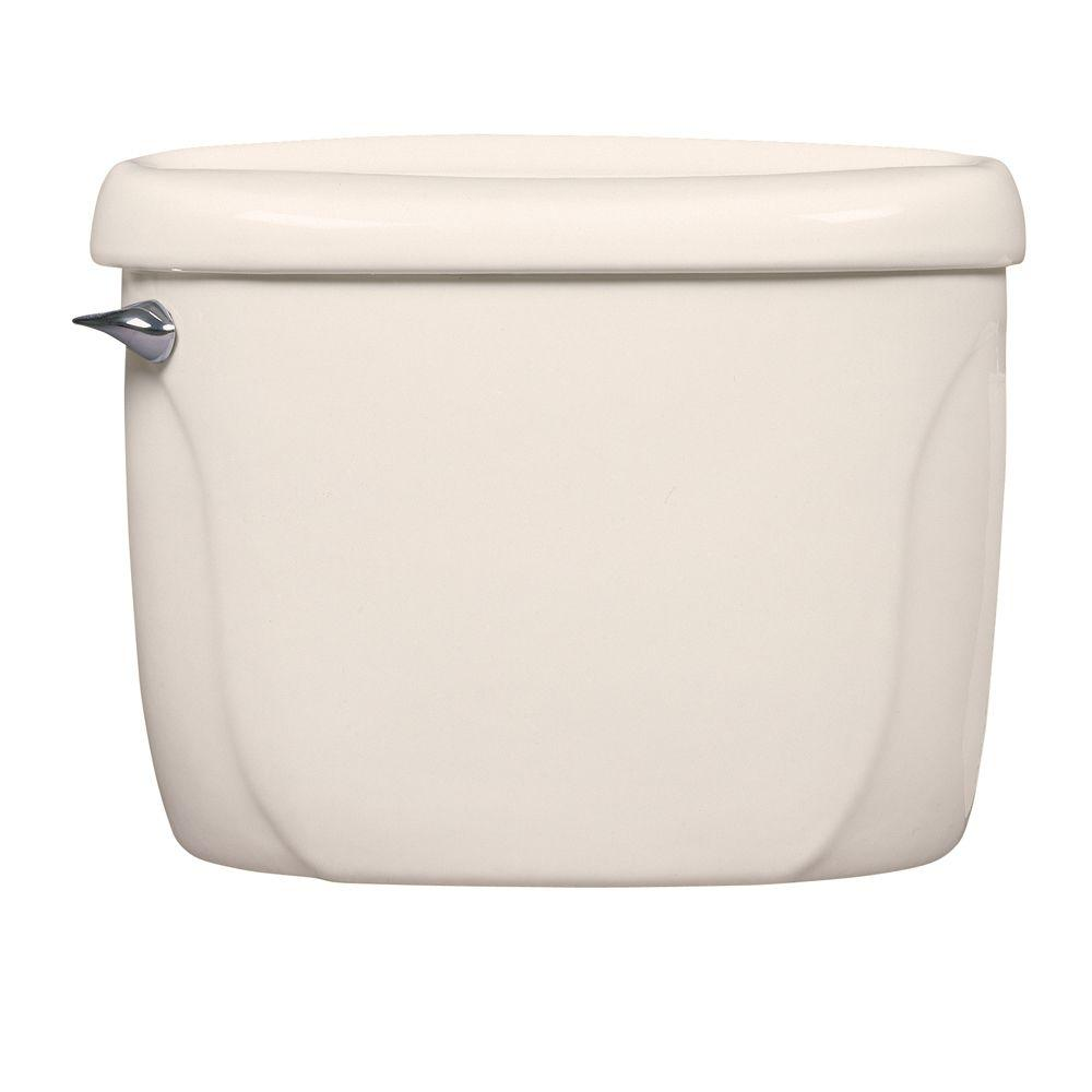 American Standard Glenwall Pressure-Assisted 1.6 GPF Toilet Tank in Linen