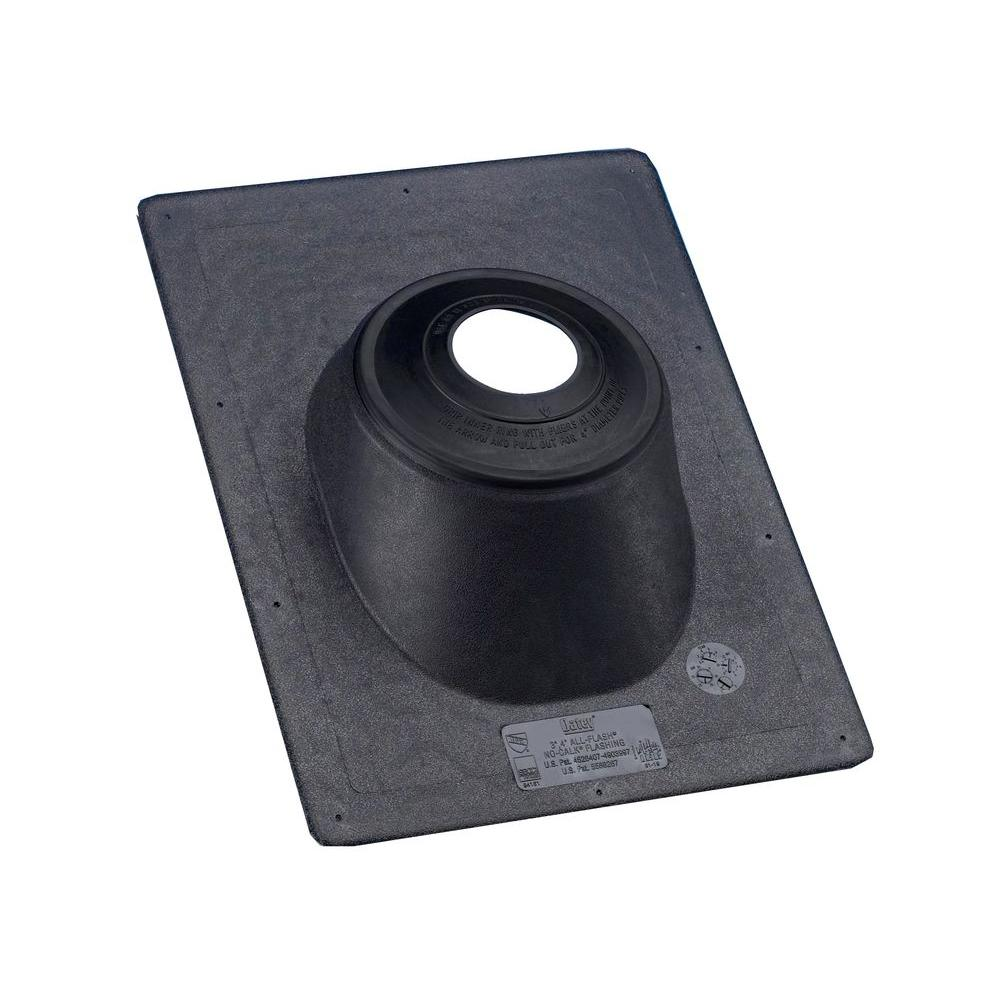 null 3 in. x 13 in. x 9-1/4 in. Steel Flashing