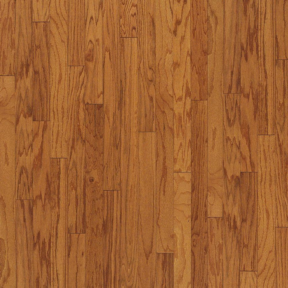 bruce wheat oak 3 8 in thick x 3 in wide x varying