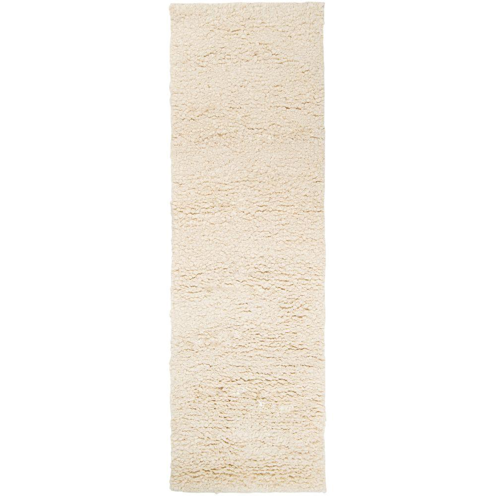 Artistic Weavers Couderay Ivory 2 ft. 6 in. x 8 ft. Rug Runner Rug
