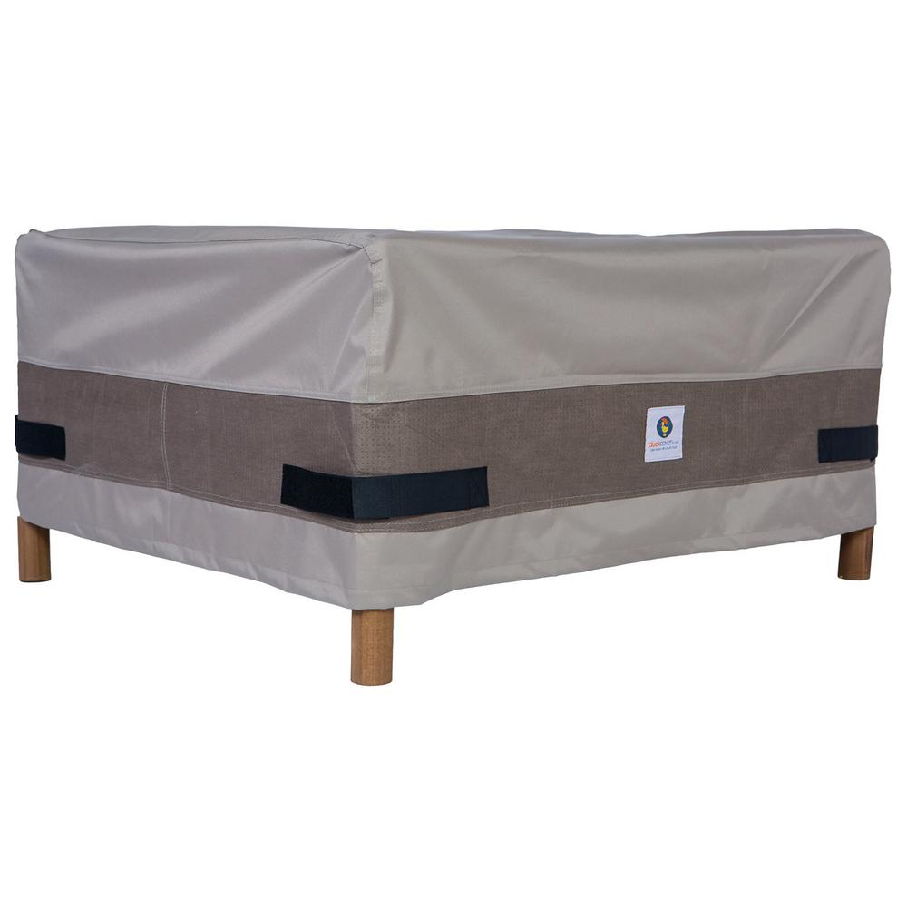 Elegant 24 in. Patio Ottoman or Side Table Cover