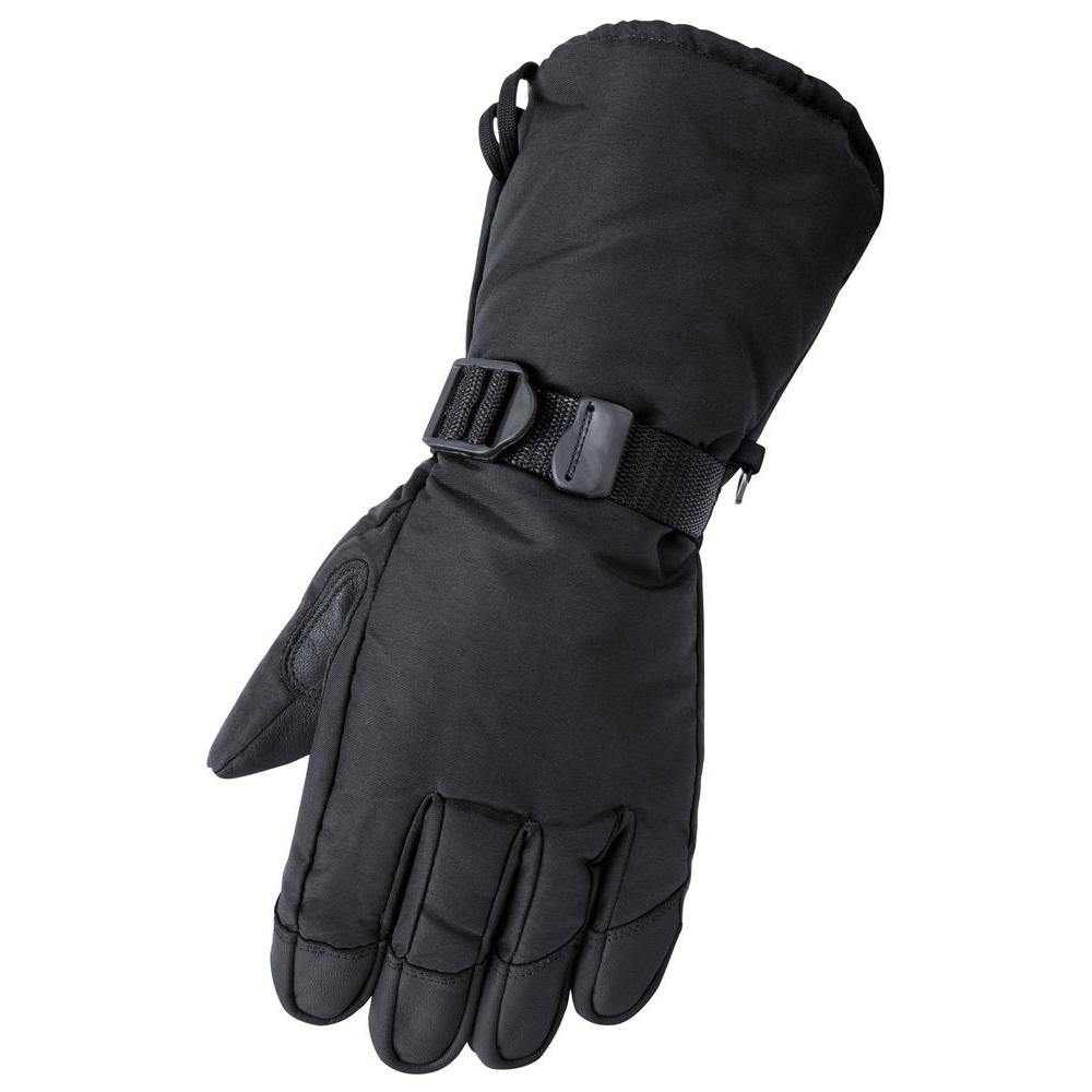 Deerskin Gauntlet 2X Large Black Glove