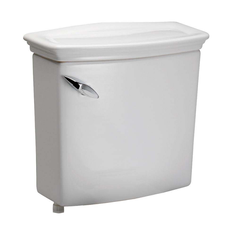 Barclay Products Washington 1.6 GPF Toilet Tank Only in White