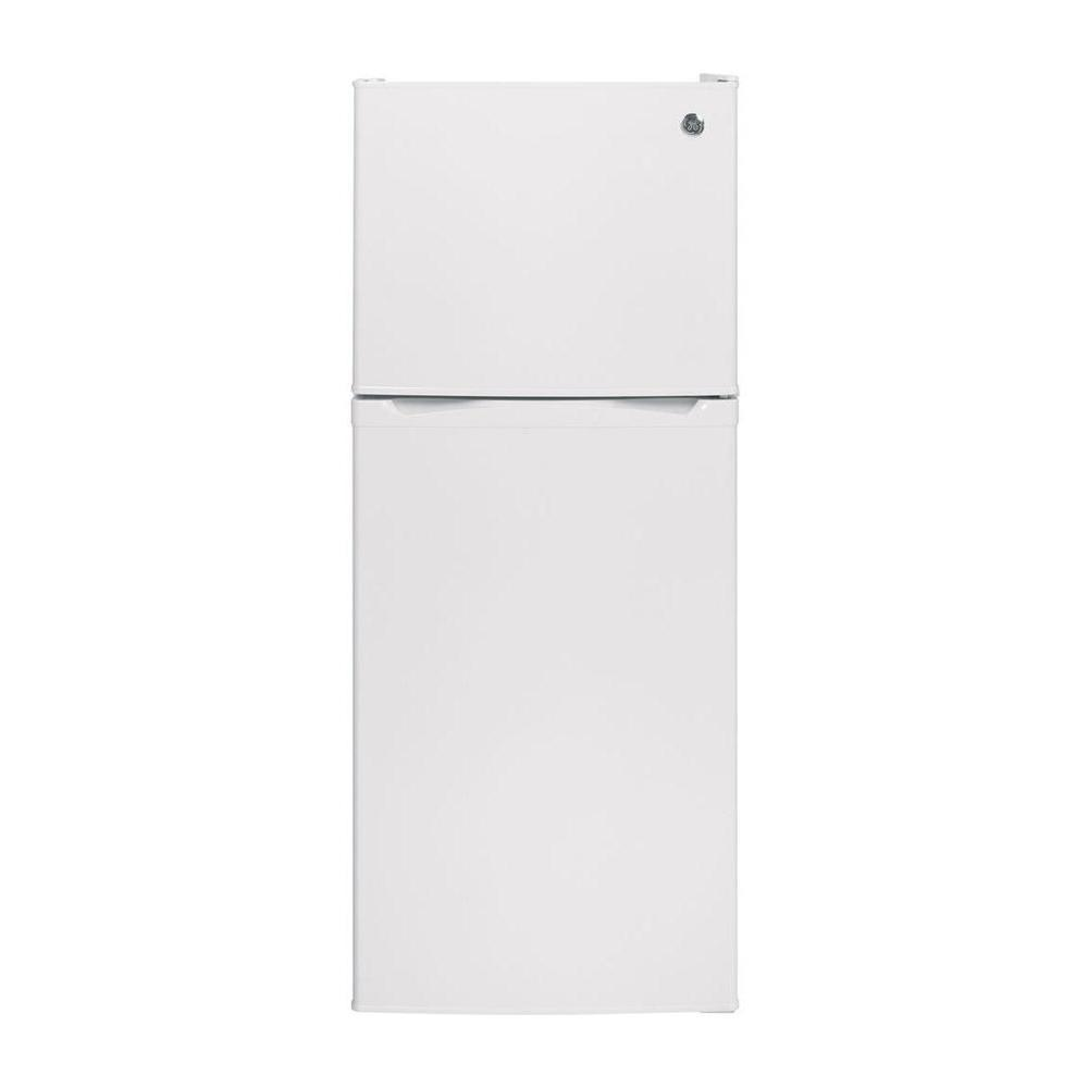 11.6 cu. ft. Freestanding Top Freezer Refrigerator in White