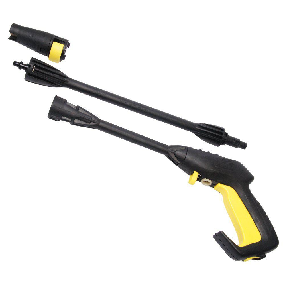 HPG15 Quick Connect Pressure Washer Gun with Nozzle and Safety Trigger