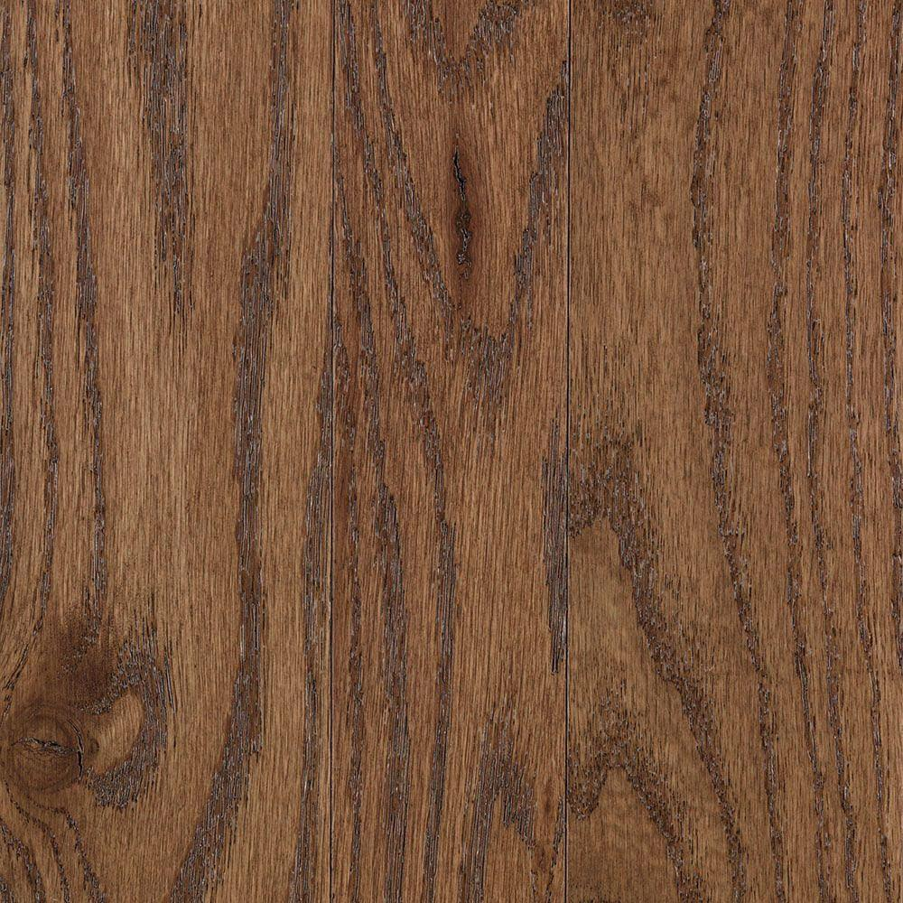 Franklin Burled Oak 3/4 in. Thick x Multi-Width x Varying Length