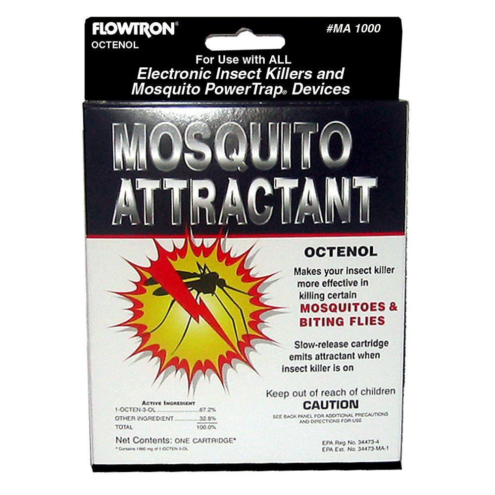 Flowtron Octenol Mosquito Attractant-MA1000 - The Home Depot