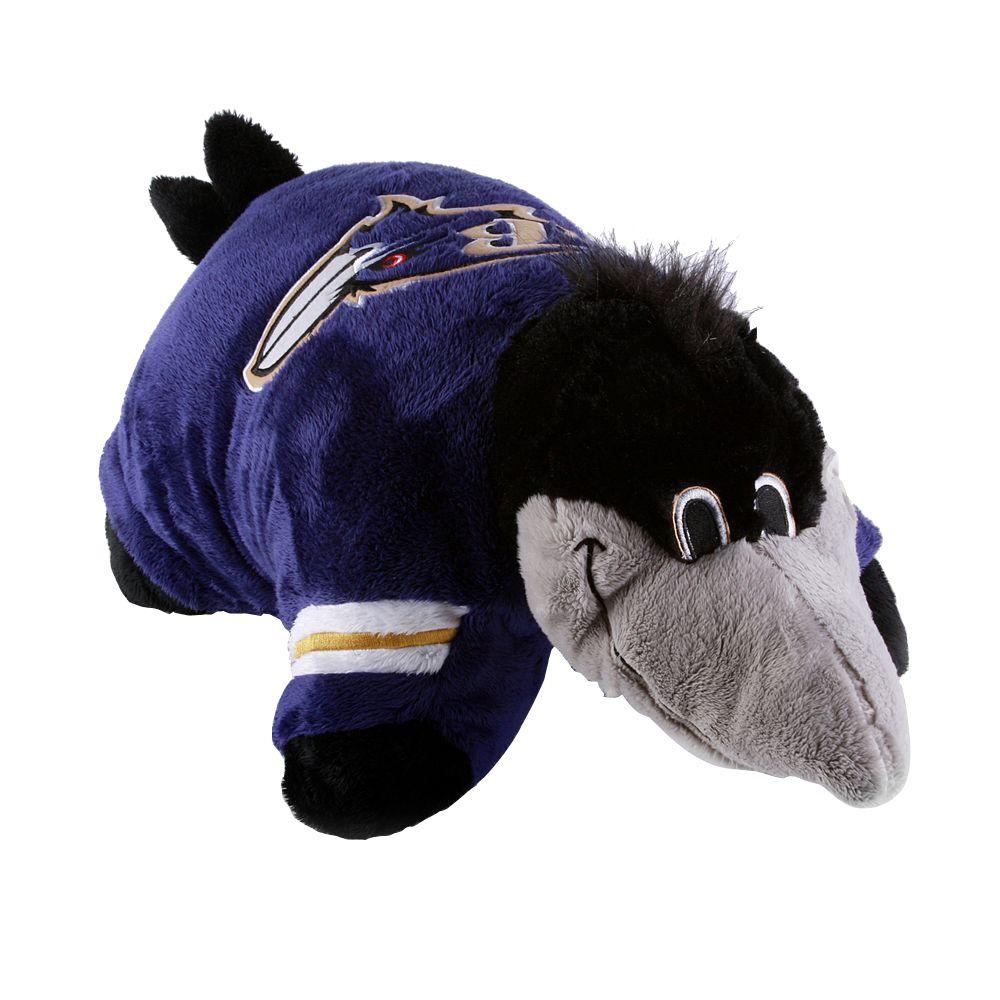 Fabrique Innovations Baltimore Ravens Pillow-DISCONTINUED
