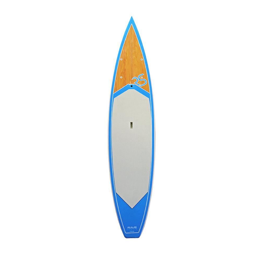 11 ft. 6 in. Touring Stand Up Paddle Board in Blue