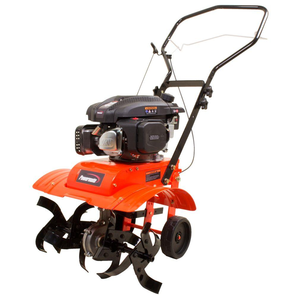 Powermate 11 in. 150cc Gas Front Tine Tiller