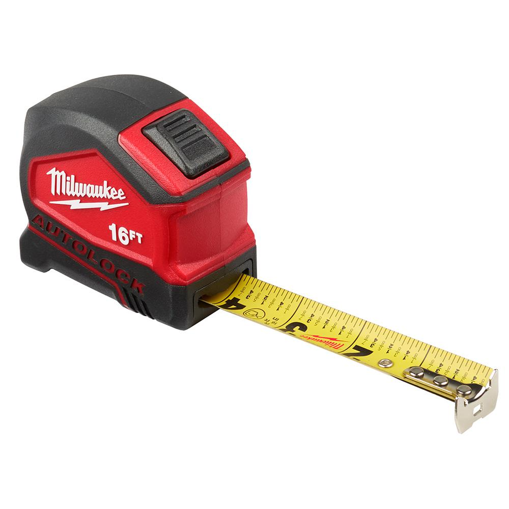Tenths tape measure counter basin with cabinet