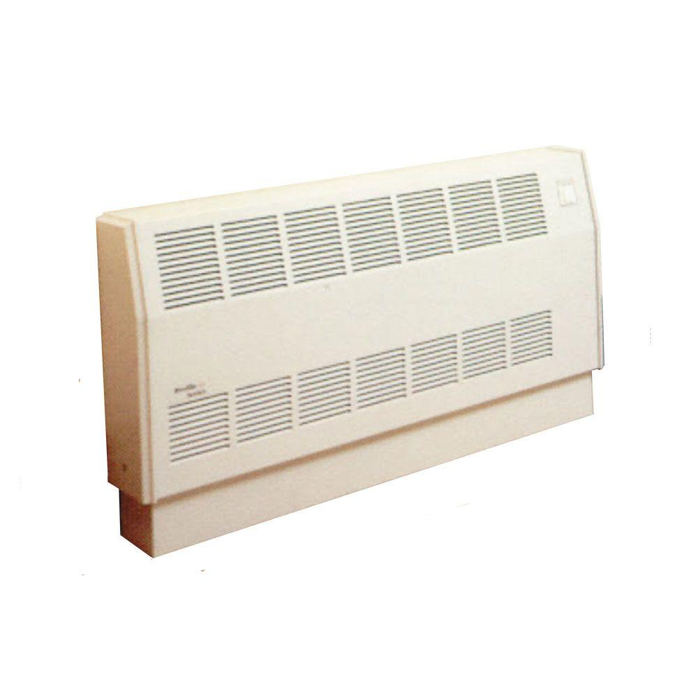 null Profile 10,590 BTU Output Fan Convector