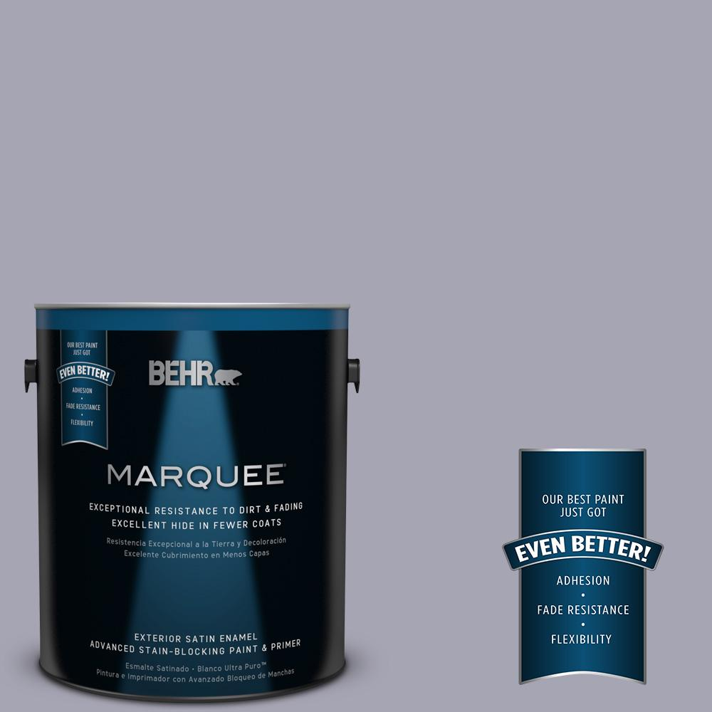 BEHR MARQUEE 1-gal. #T12-3 Canyon Sunset Satin Enamel Exterior Paint