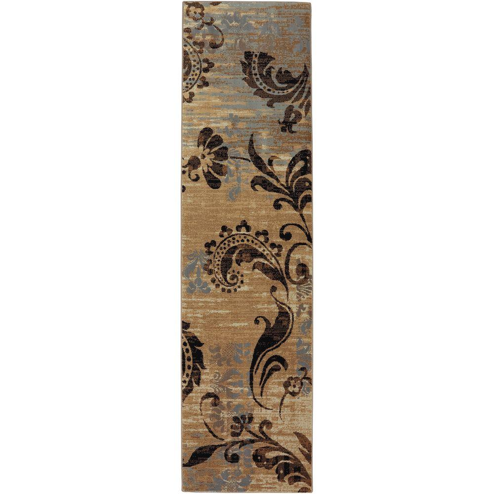 American Rug Craftsmen Imperial Palace 2 ft. 1 in. x 7 ft. 10 in. Runner