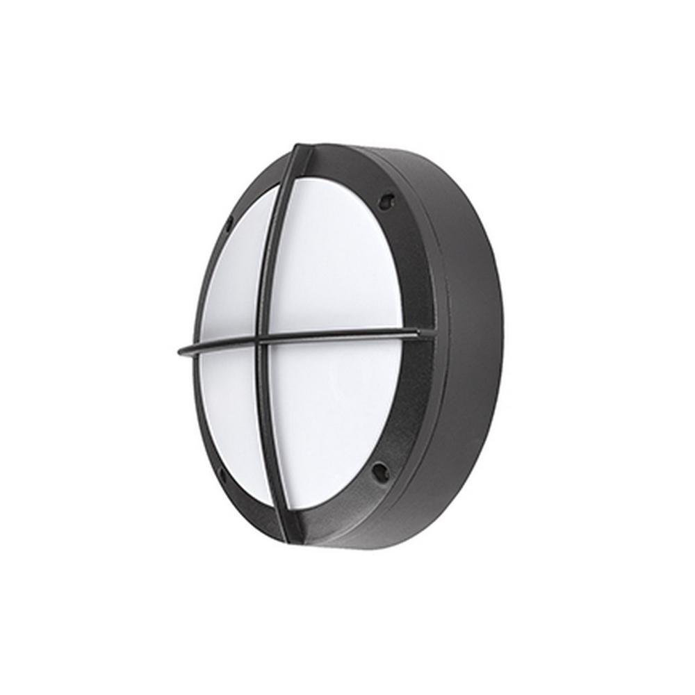Rochester Black Outdoor Integrated LED Wall Mount Sconce
