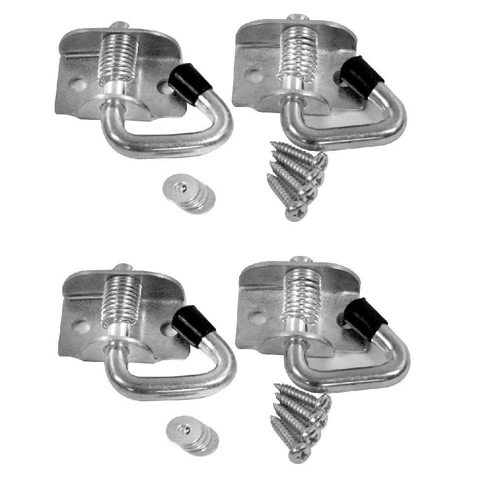 Swivel Hook Anchor Point (4-Pack)