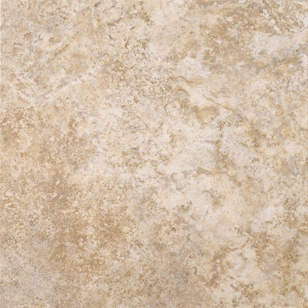 Marazzi campione 13 in x 13 in armstrong porcelain floor for 13 inch ceramic floor tile