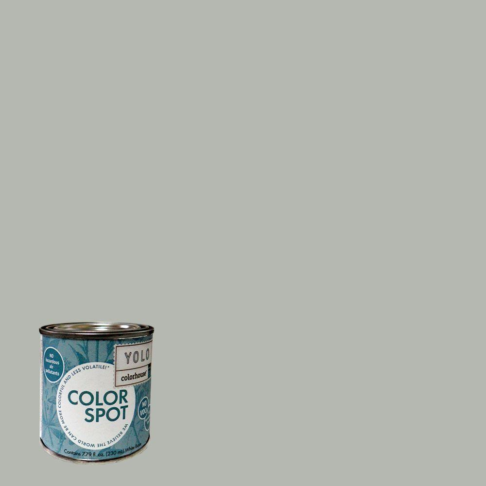 YOLO Colorhouse 8 oz. Metal .03 ColorSpot Eggshell Interior Paint Sample-DISCONTINUED