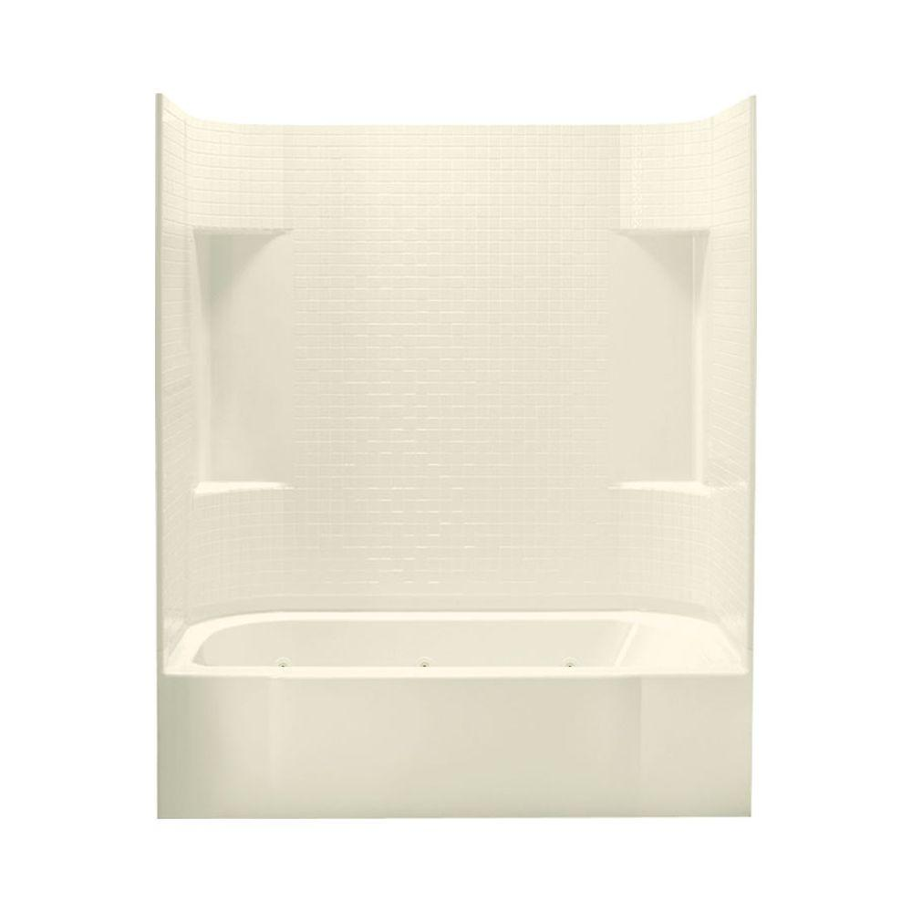 Accord 30 in. x 60 in. x 73-1/4 in. Bath and
