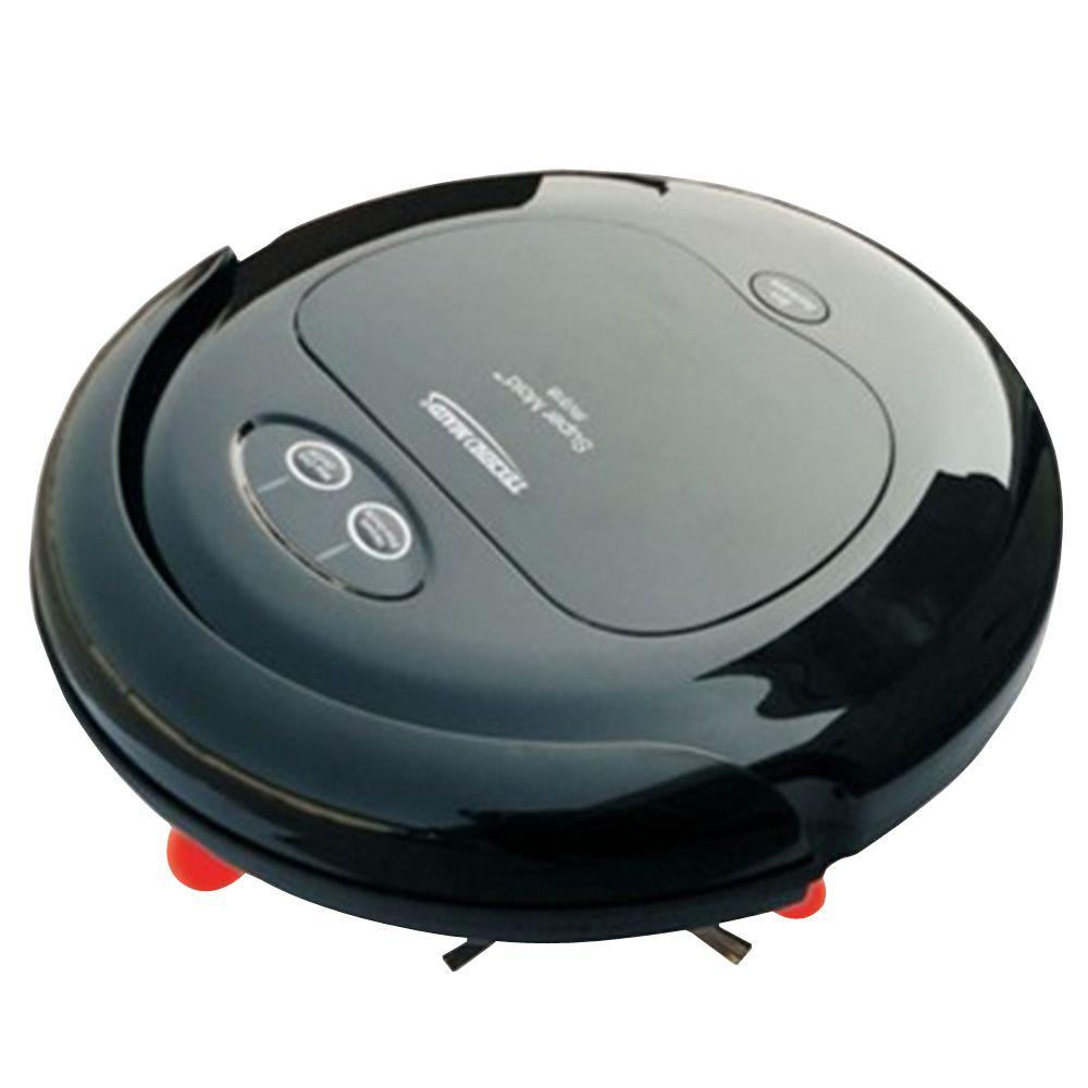 null Super Maid in Black RV318 Super Maid Robotic Vacuum-DISCONTINUED