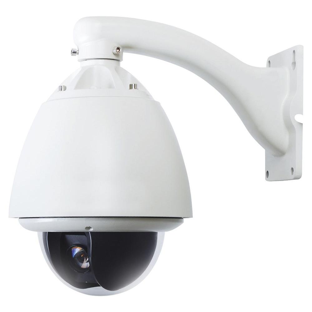 SPT Wired 700TVL PTZ Indoor/Outdoor CCD Dome Surveillance Camera with 36X Optical Zoom