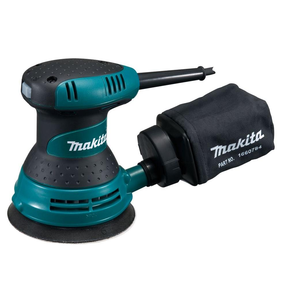Makita 3 Amp 5 in. Corded Random Orbital Sander-BO5030 - The