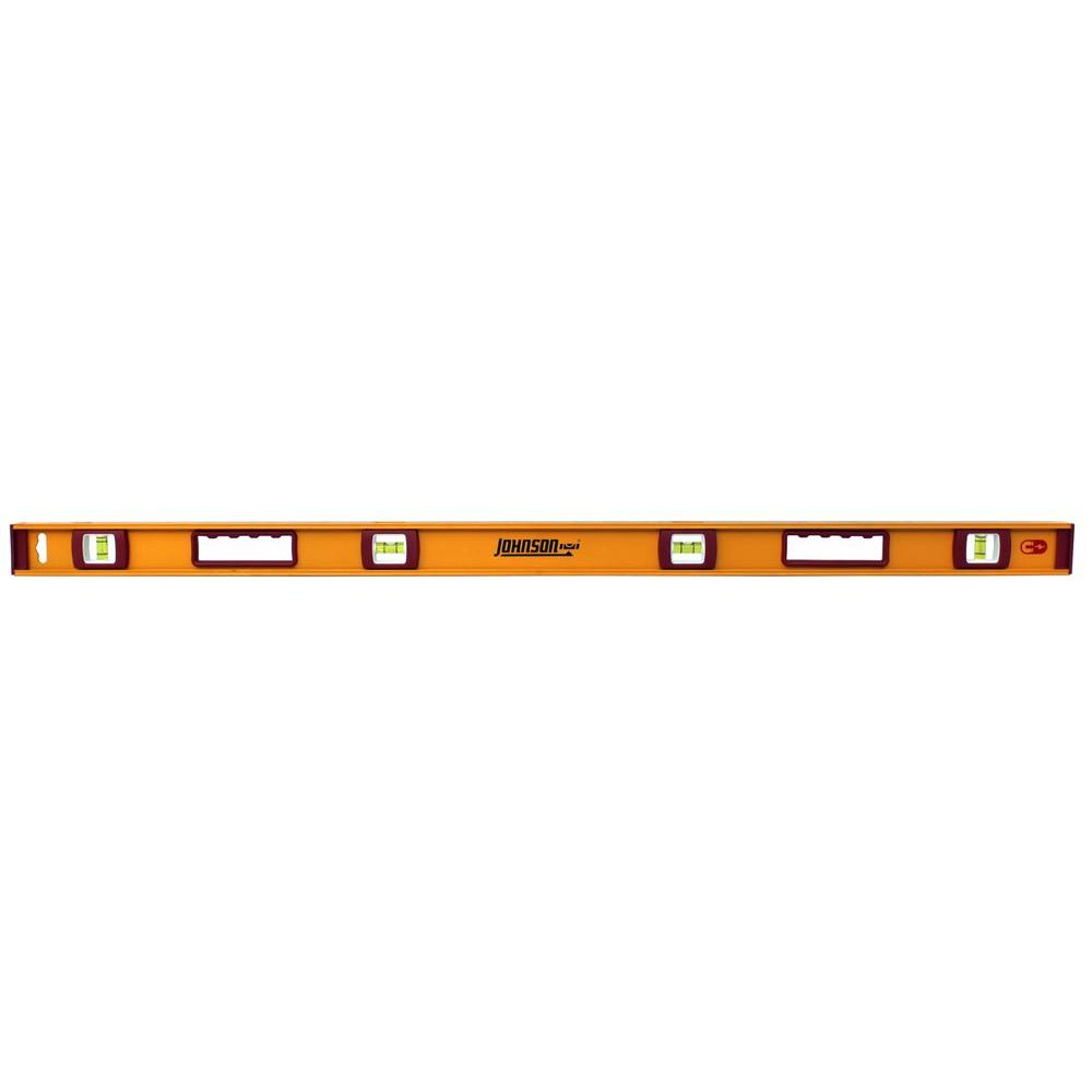 78 in. Heavy Duty Magnetic Aluminum Level