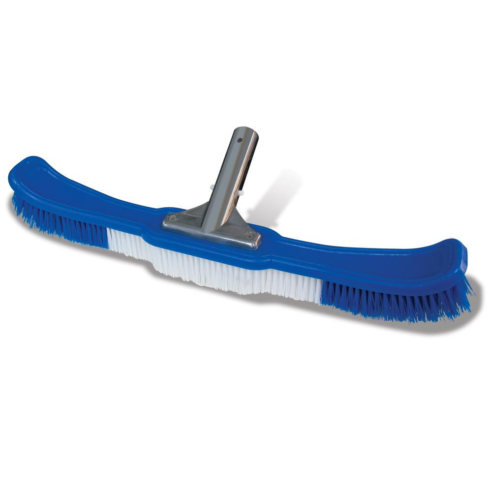 Poolmaster Classic Collection 18 in. Flexible Body Brush