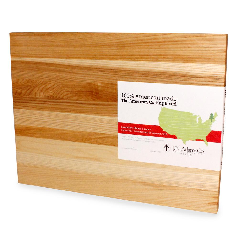 The American Wooden Cutting Board