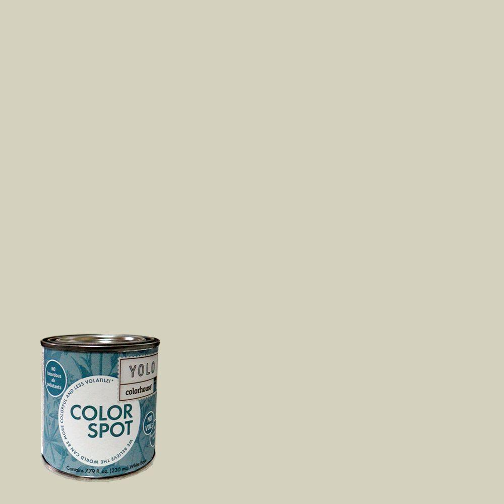 YOLO Colorhouse 8 oz. Nourish .01 ColorSpot Eggshell Interior Paint Sample-DISCONTINUED