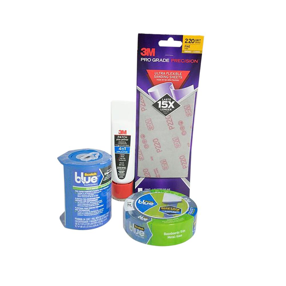 Paint Prep Kit (4-Piece)