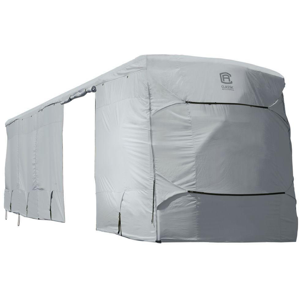 PermaPro 37 to 40 ft. Class A RV Cover, Grey