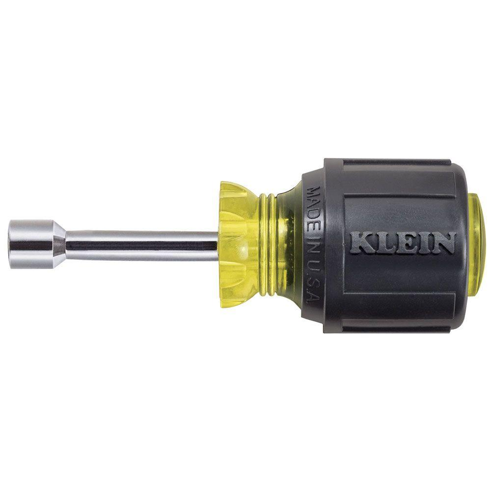 1/4 in. Magnetic Tip Nut Driver - 1-1/2 in. Hollow Shank