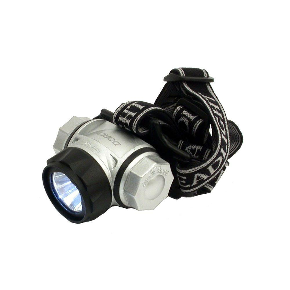 Dorcy 115 Lumen 3AAA LED Headlight with Battery-41-2098 - The Home