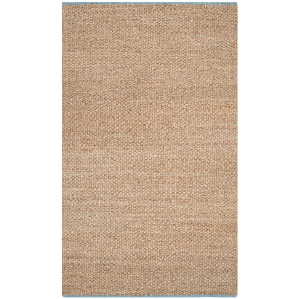 Cape Cod Grey 4 ft. x 6 ft. Area Rug