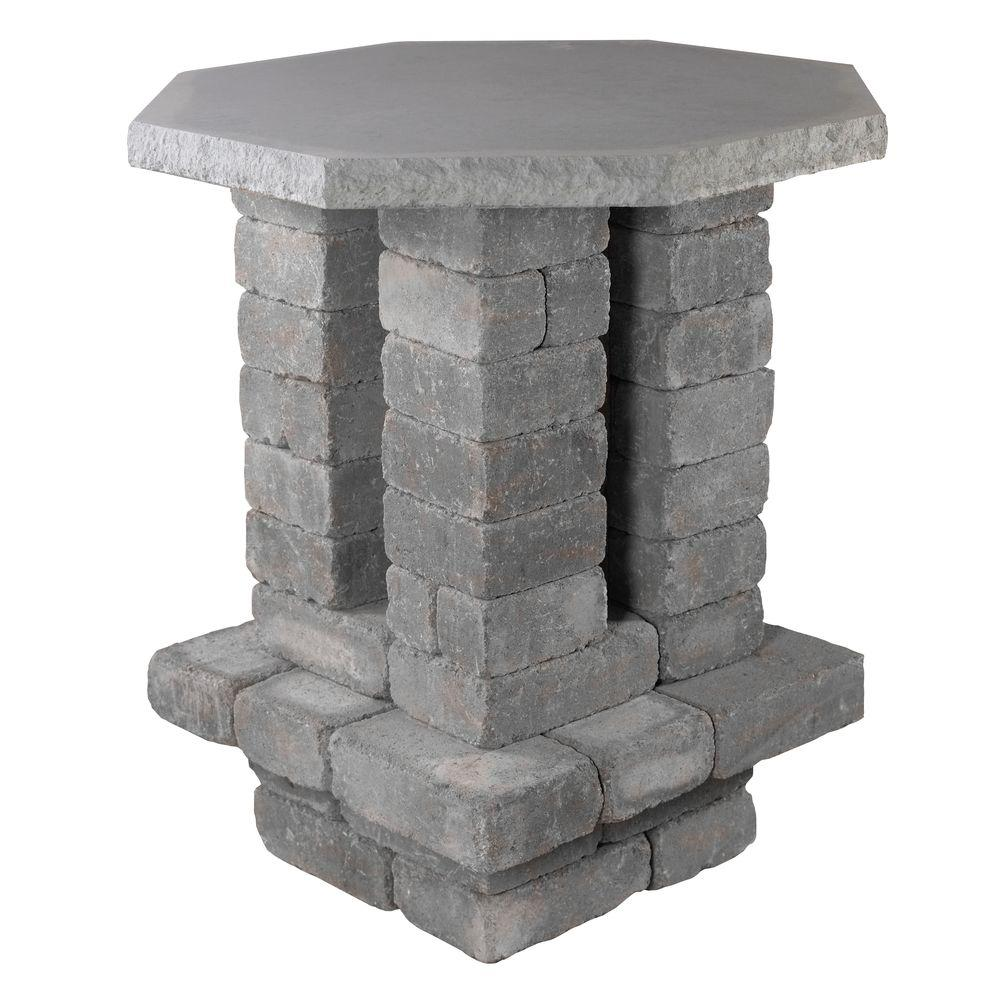 Bluestone Octant Patio Pub/Bistro Table